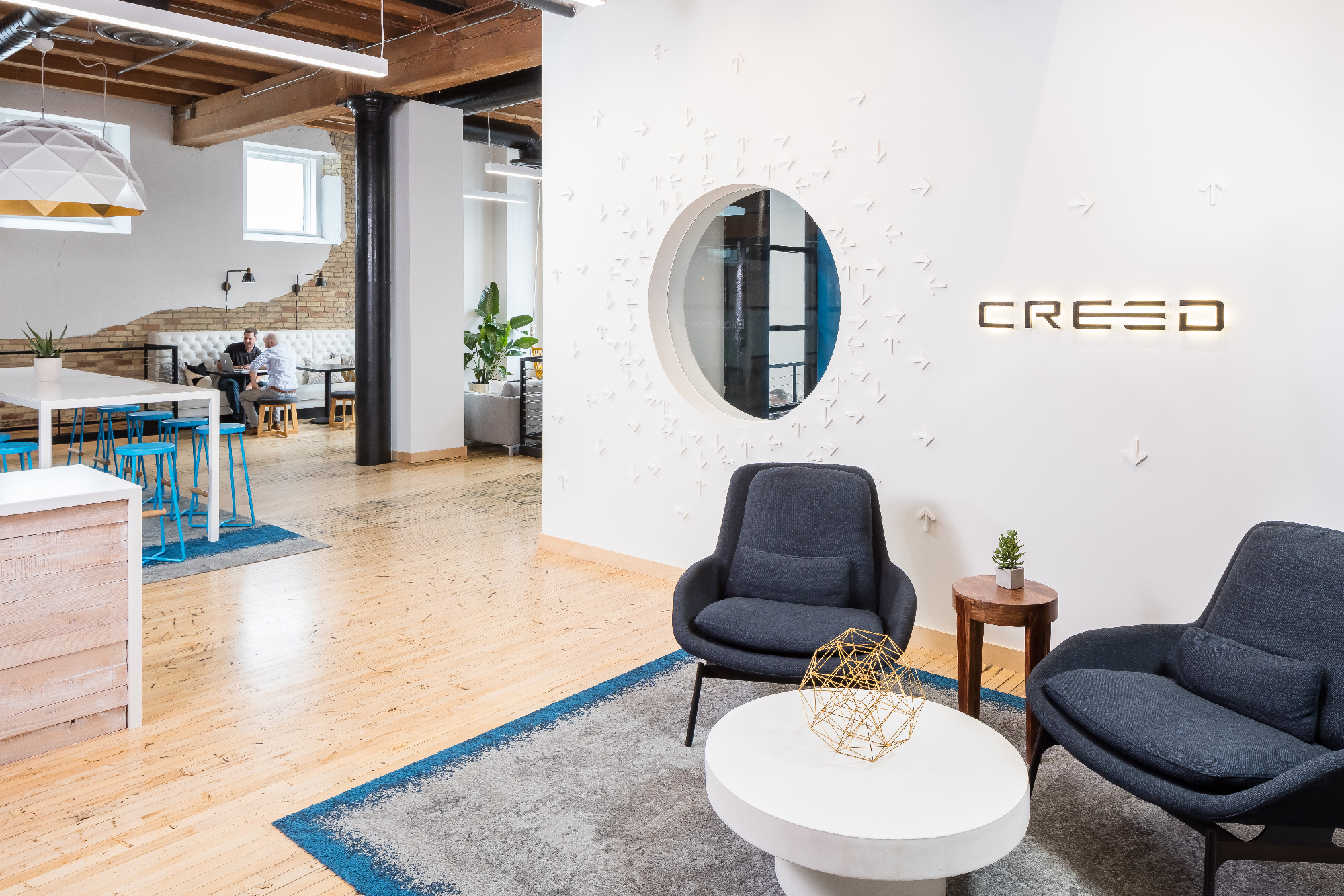 Creed Interactive Office Photo