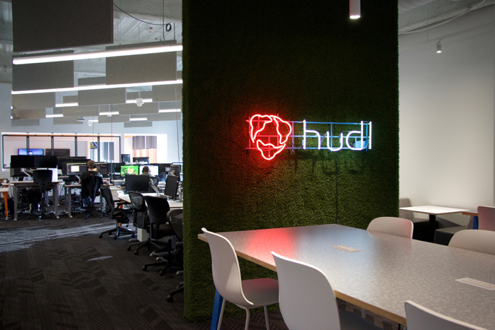 Hudl} Office Photo